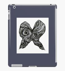 Ink Butterfly Abstract Design iPad Case/Skin