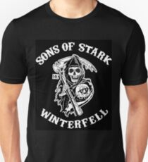 Sons of Anarchy x Game of Thrones Collection T-Shirt