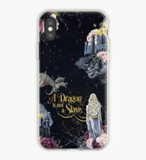 Not a Slave iPhone Case