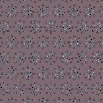 «Hiver mauve» par RosaLeeDesign