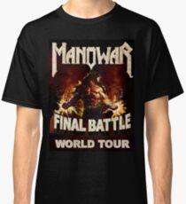 gembok mano manowar final Classic T-Shirt