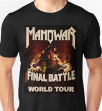 gembok mano manowar final T-Shirt