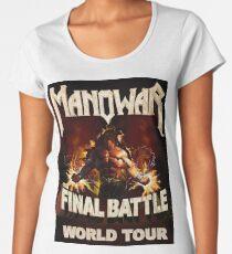 gembok mano manowar final Women's Premium T-Shirt