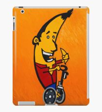 Mr. Banana Grabber iPad Case/Skin
