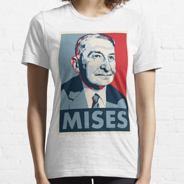 Ludwig von Mises Essential T-Shirt