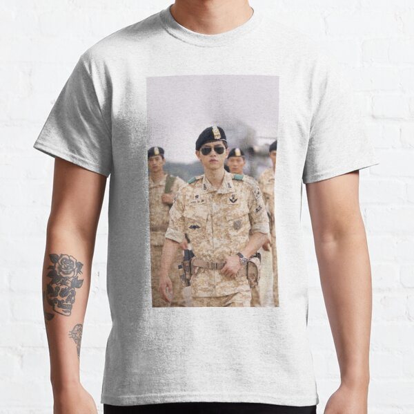 Song Joong Ki Classic T-Shirt