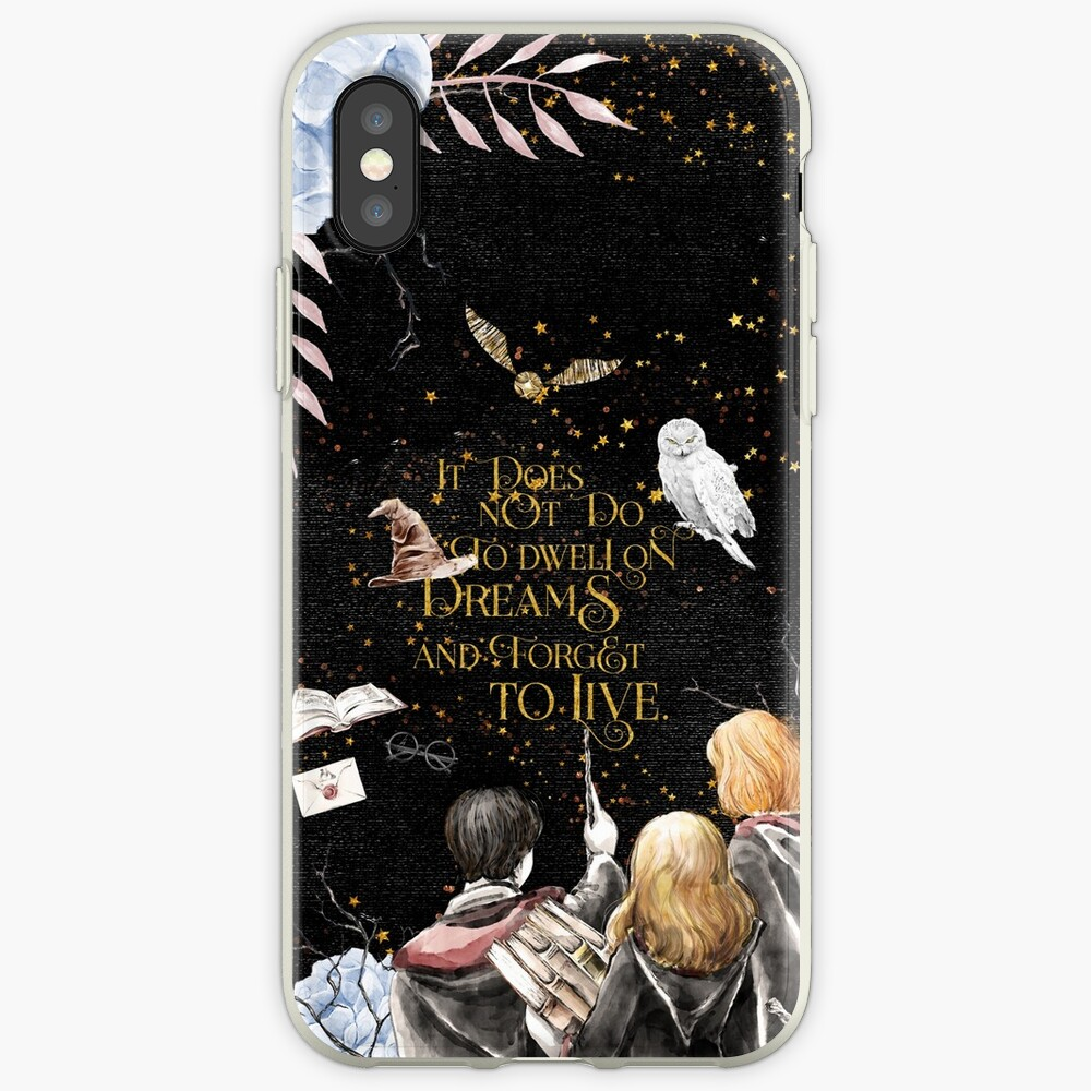 To Dwell on Dreams iPhone Case & Cover