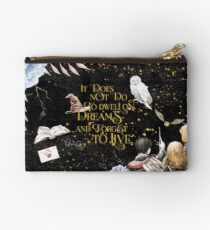 To Dwell on Dreams Studio Pouch