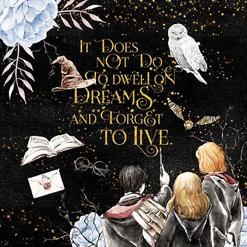 To Dwell on Dreams by eviebookish