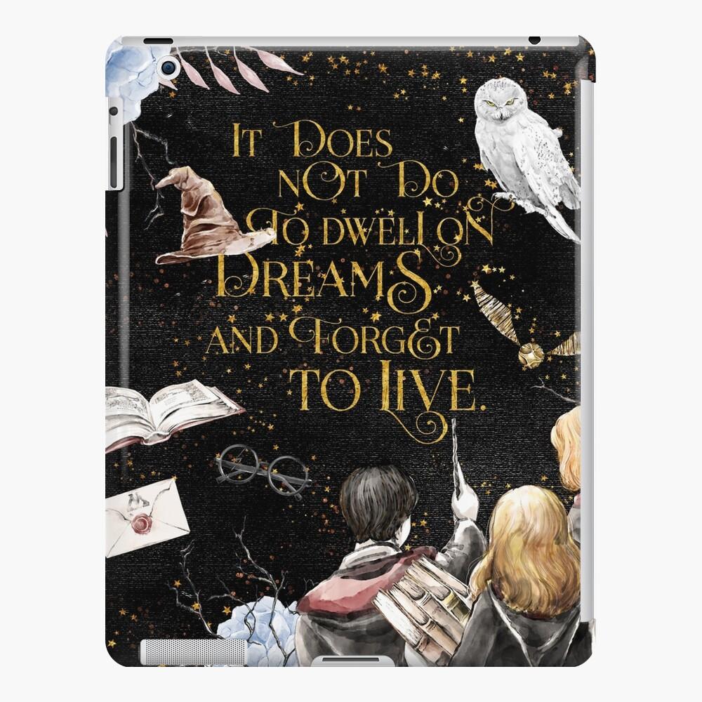 To Dwell on Dreams iPad Case & Skin
