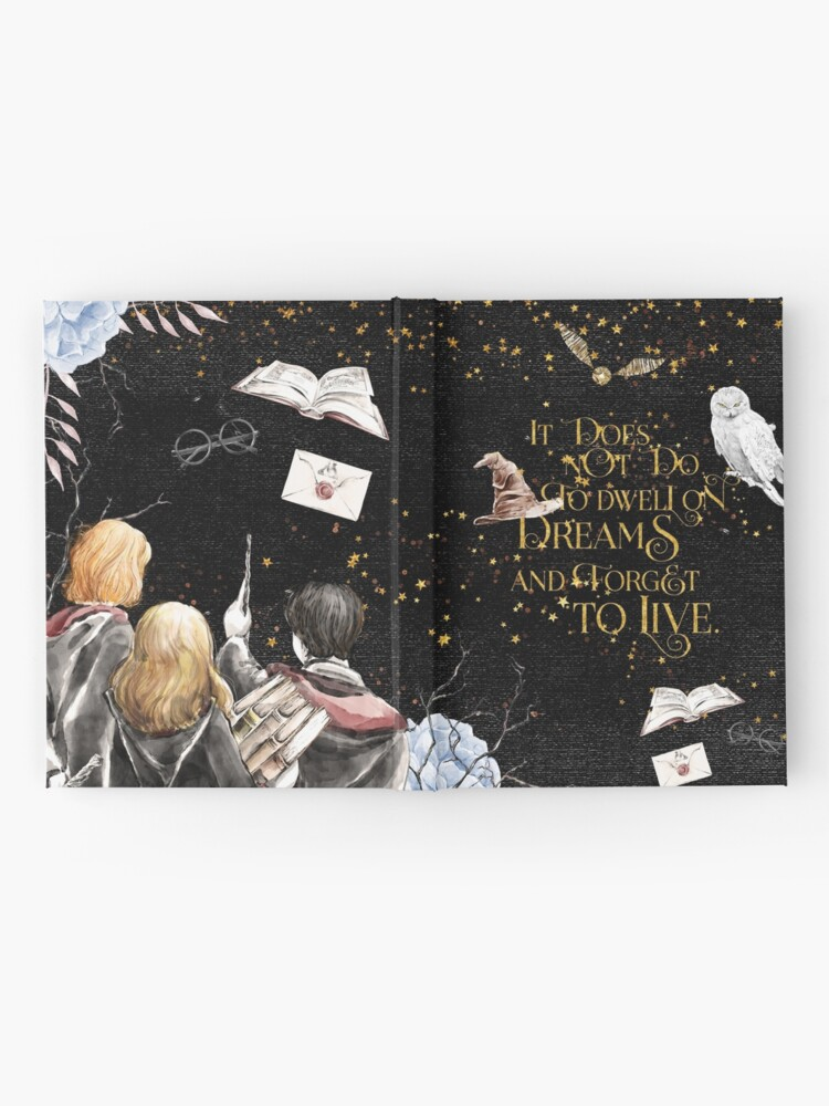 Alternate view of To Dwell on Dreams Hardcover Journal
