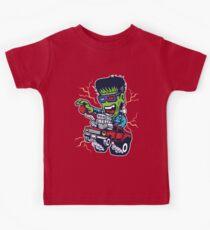 Frankenstein Monster Truck Kids Clothes