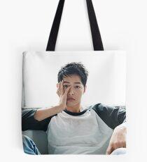 Song Joong Ki Tote Bag