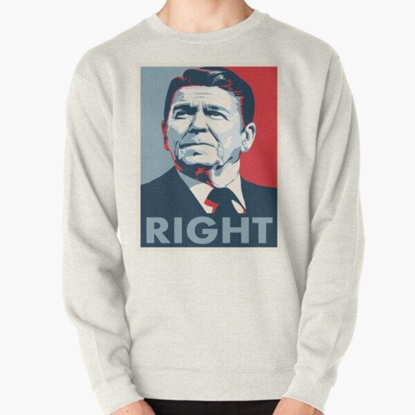 Ronald Reagan Pullover Sweatshirt
