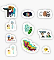Toons sticker pack Sticker