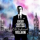 Villain by eviebookish
