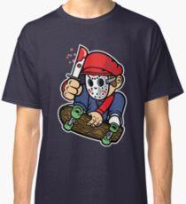 Cartoon Killer Skater Classic T-Shirt