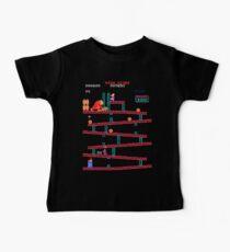 Camiseta para bebé Arcade Kong