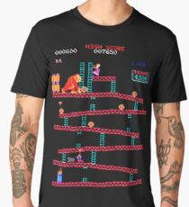 Arcade Kong Men's Premium T-Shirt