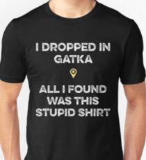 PUBG - Dropped in Gatka T-Shirt