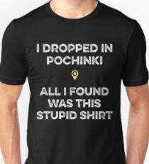 PUBG - Dropped in Pochinki Unisex T-Shirt