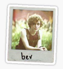 Beverly  Sticker