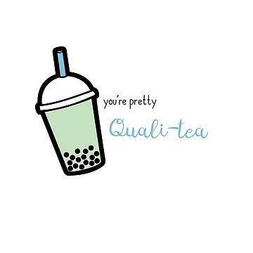 Boba Tea Pun by Brookb812