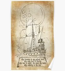 The Song Of Pirate Poster