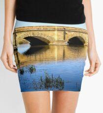 Ross Bridge, Tasmania Mini Skirt