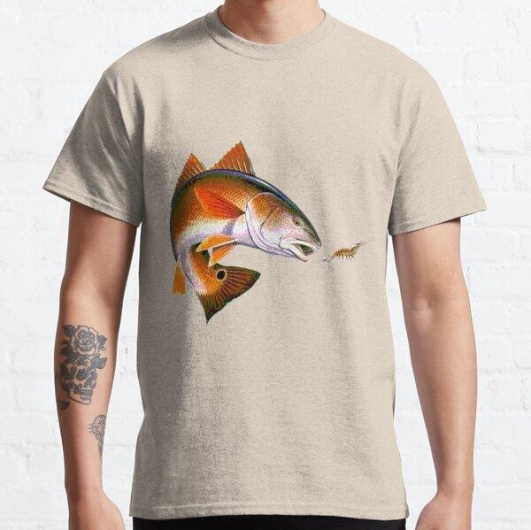 Redfish after shrimp Classic T-Shirt
