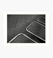 Chaise Art Print