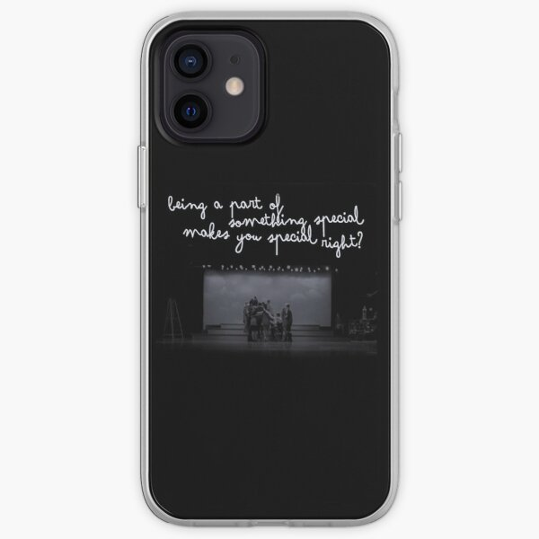 Glee case iPhone Soft Case