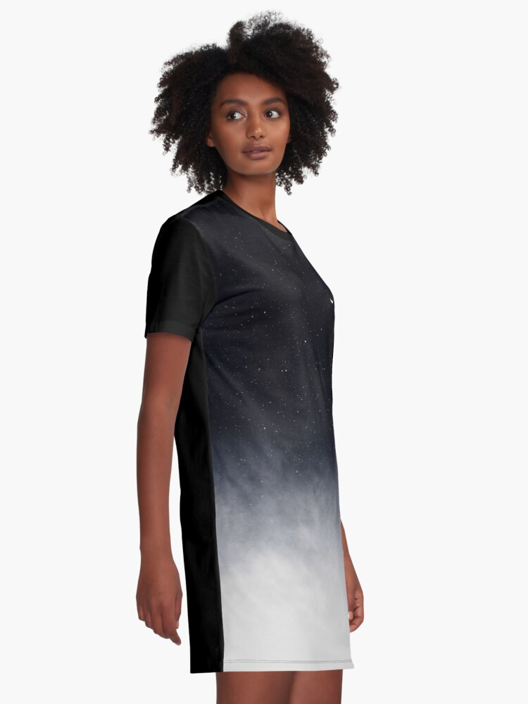 Alternate view of After we die Graphic T-Shirt Dress