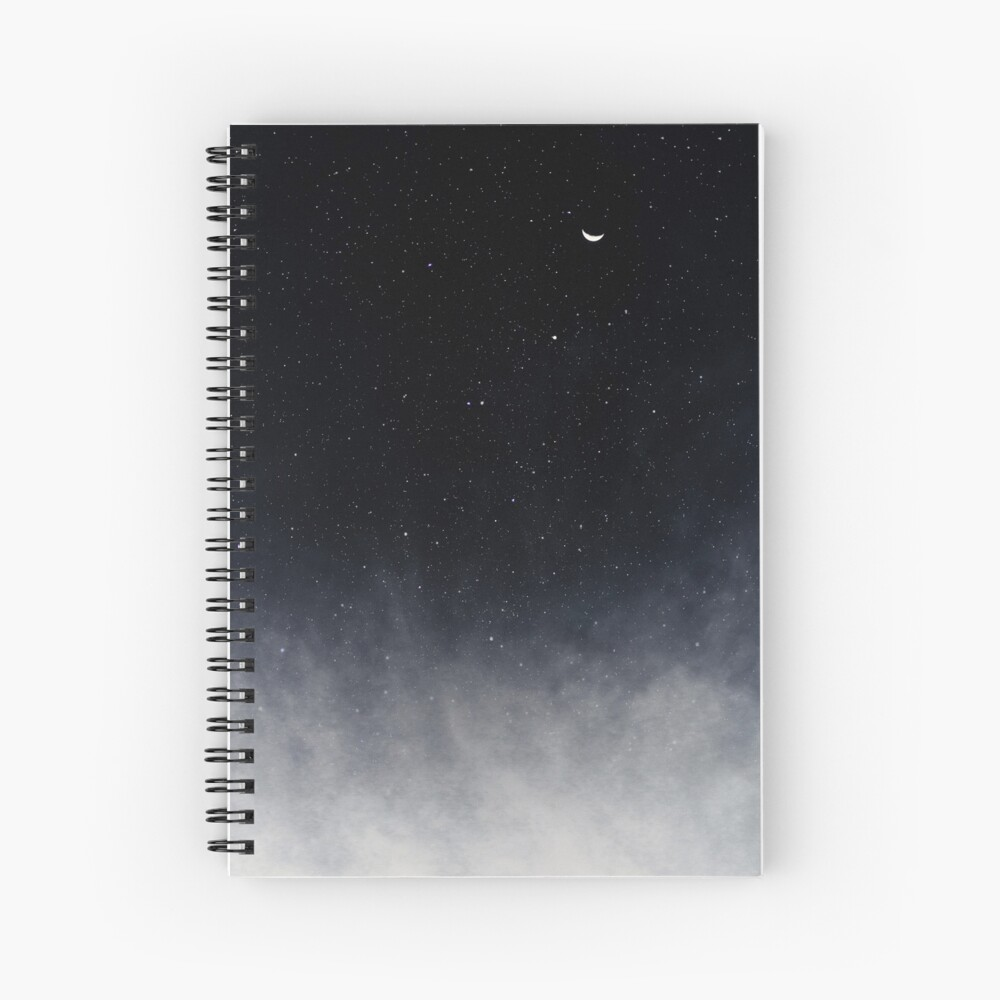 After we die Spiral Notebook