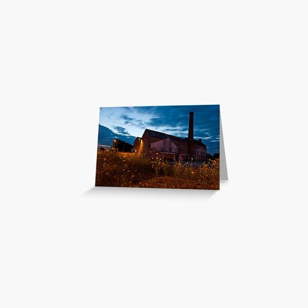 Moorlands Factory Greeting Card
