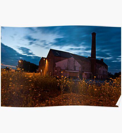 Moorlands Factory Poster