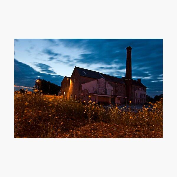 Moorlands Factory Photographic Print