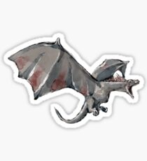 Game Of Thrones Dragon Sticker