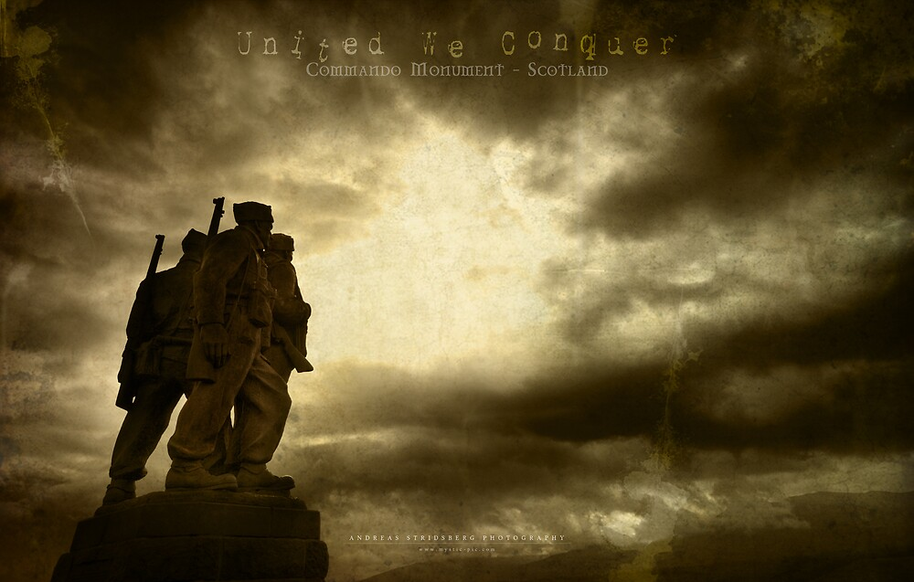 United We Conquer by Andreas Stridsberg