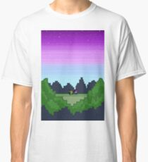The Journey Continues Classic T-Shirt