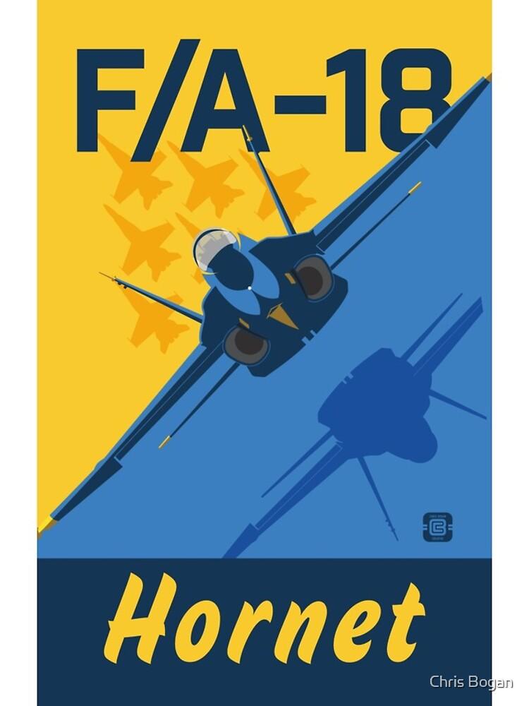 """Hornet"" by cbogancreative"