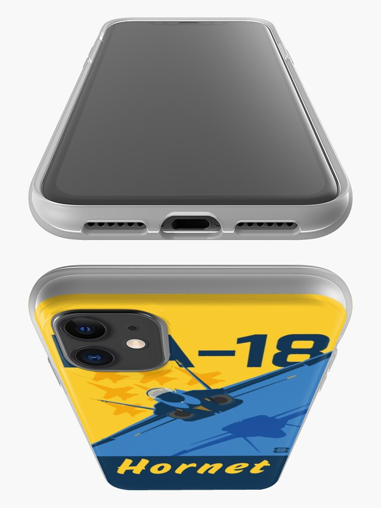 """Alternate view of """"Hornet"""" iPhone Case & Cover"""