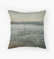 Mornington Storms 2008 #3 Throw Pillow