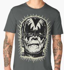 FranKISStein Frankengene Rock Monster BW Men's Premium T-Shirt