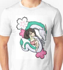 Chibi Chihiro and Haku T-Shirt