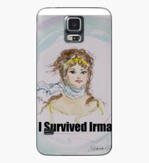 I Survived Irma Case/Skin for Samsung Galaxy