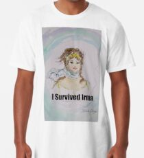 I Survived Irma Long T-Shirt