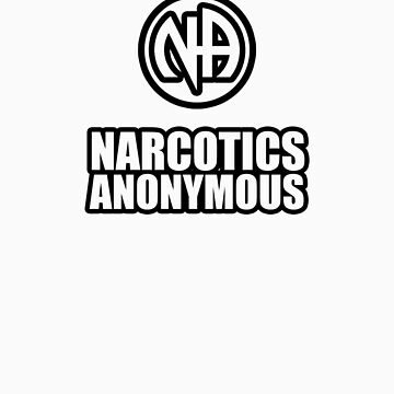 Narcotics Anonymous Chunky Black by narcanon