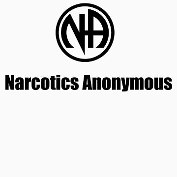 Narcotics Anonymous Small Black by narcanon