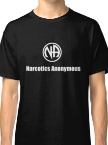 Narcotics Anonymous Small White Classic T-Shirt